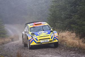 Steve Petch and John Richardson upheld local honour in the Lake District. Picture: James Ward /Chicane Media