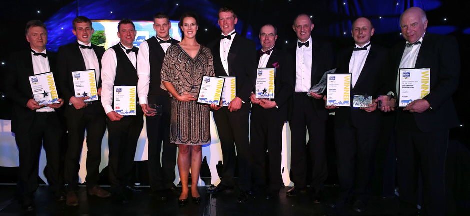 Darlington and Stockton Times: Northern Farmer Awards 2017 winners