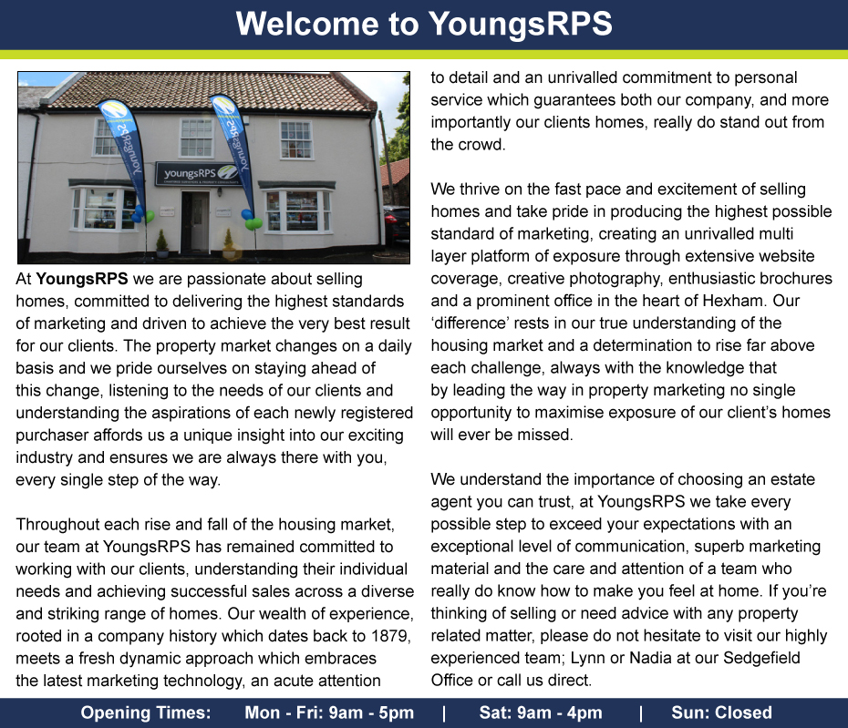 Darlington and Stockton Times: Youngs