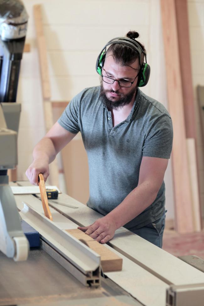 Teesdale Furniture Maker Moves Into New Premises Darlington And