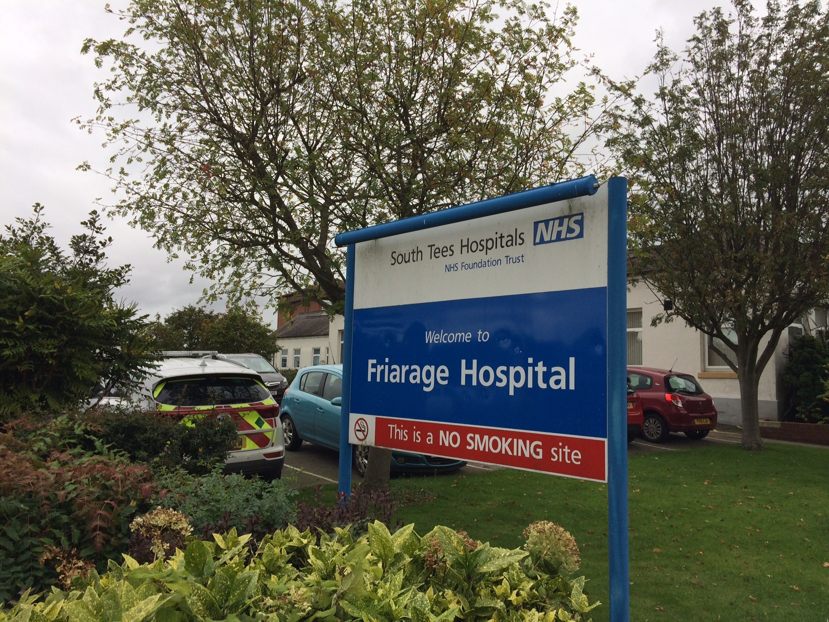 The Friarage Hospital Northallerton