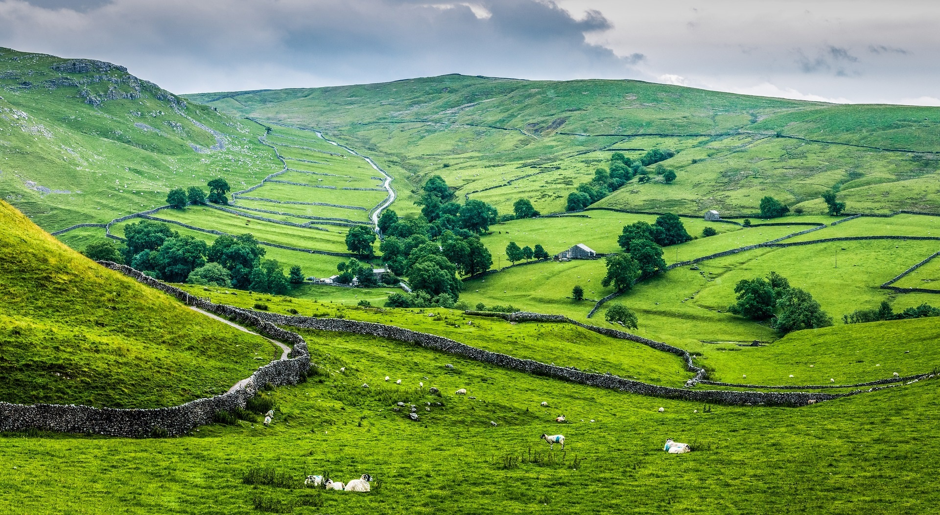 The Yorkshire Dales is a beautiful place to live but is out of reach for many young people Picture PIXABAY