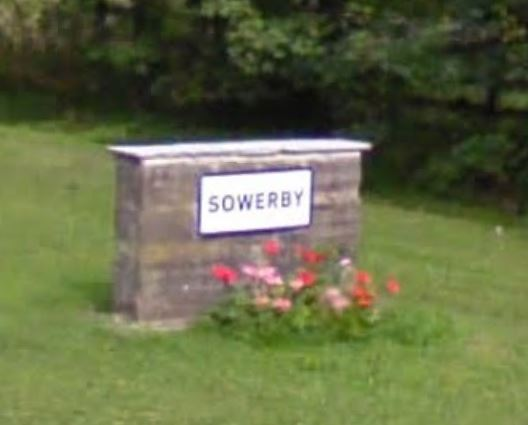 SOWERBY: The vfillage by Thirsk should soon have a £5m sports village. Picture: Google
