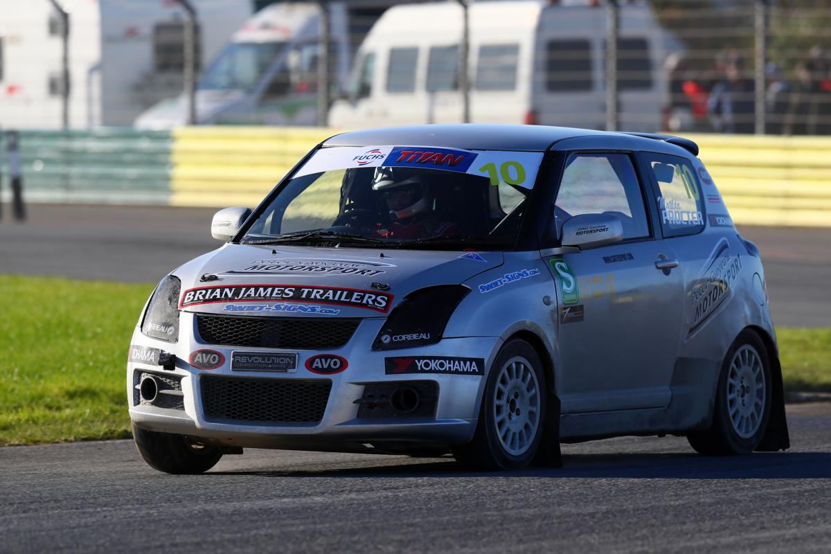 New generation of racing drivers take centre stage at Croft