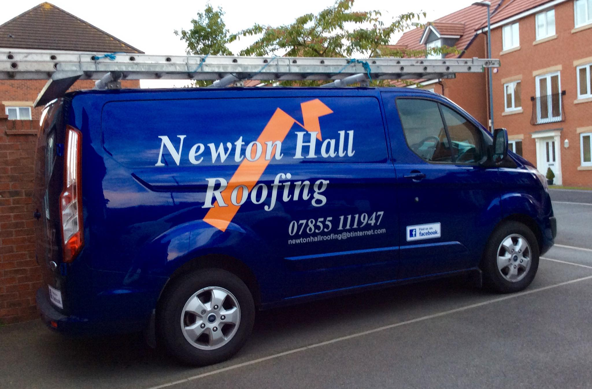 MR K W LAURIE T/AS NEWTON HALL ROOFING