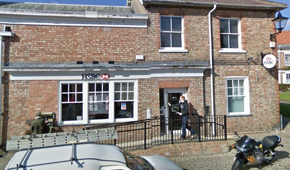 Coffee shop conversion plans for two former banks