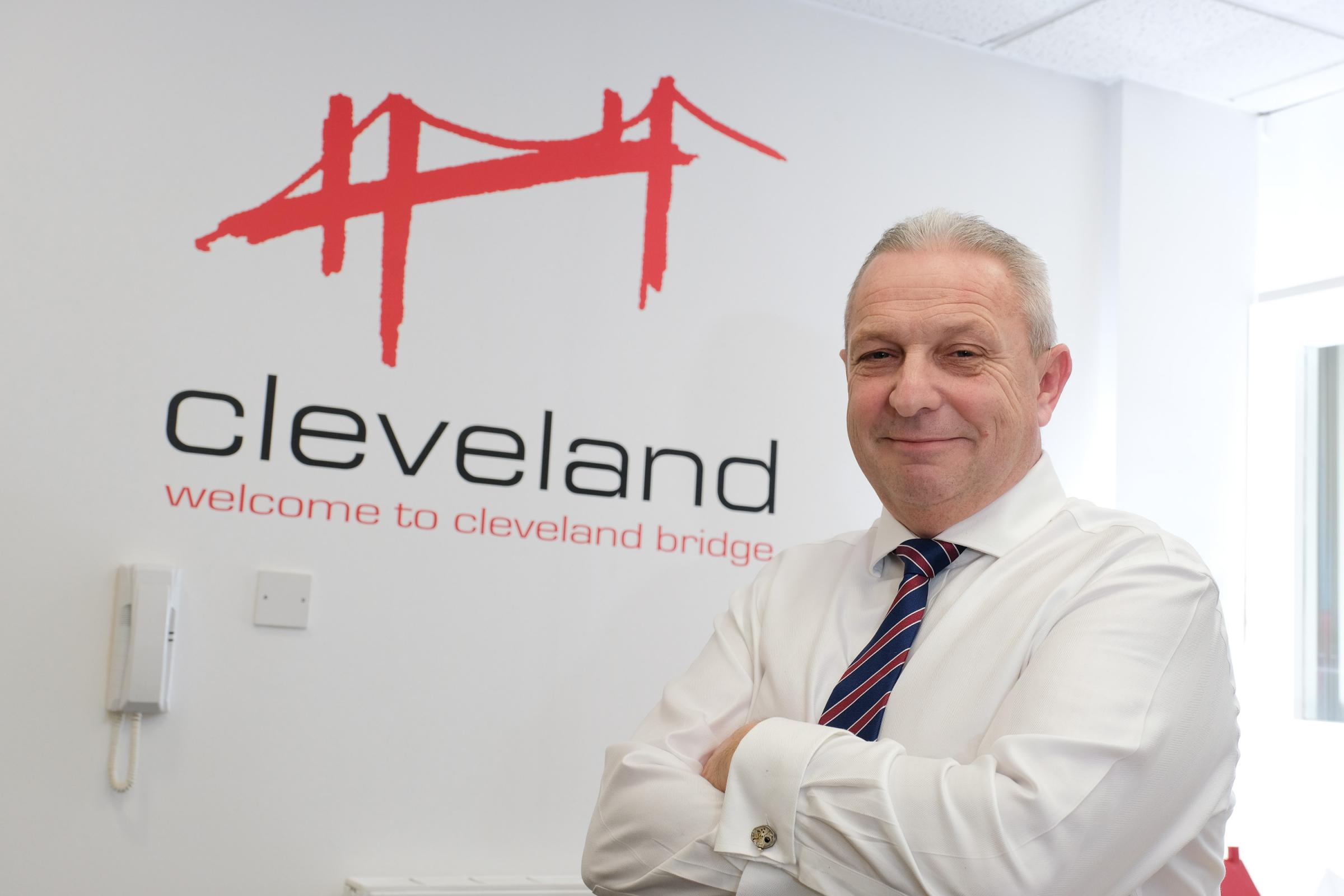Andrew Morris, head of infrastructure at Cleveland Bridge UK Ltd, will be based at the Newport office