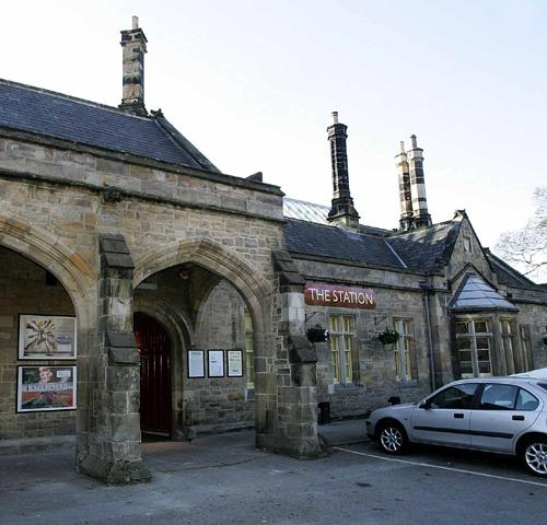 The Station in Richmond. A drop-in surgery will be held at the venue later this month, when users of mental health services can give feedback on the services