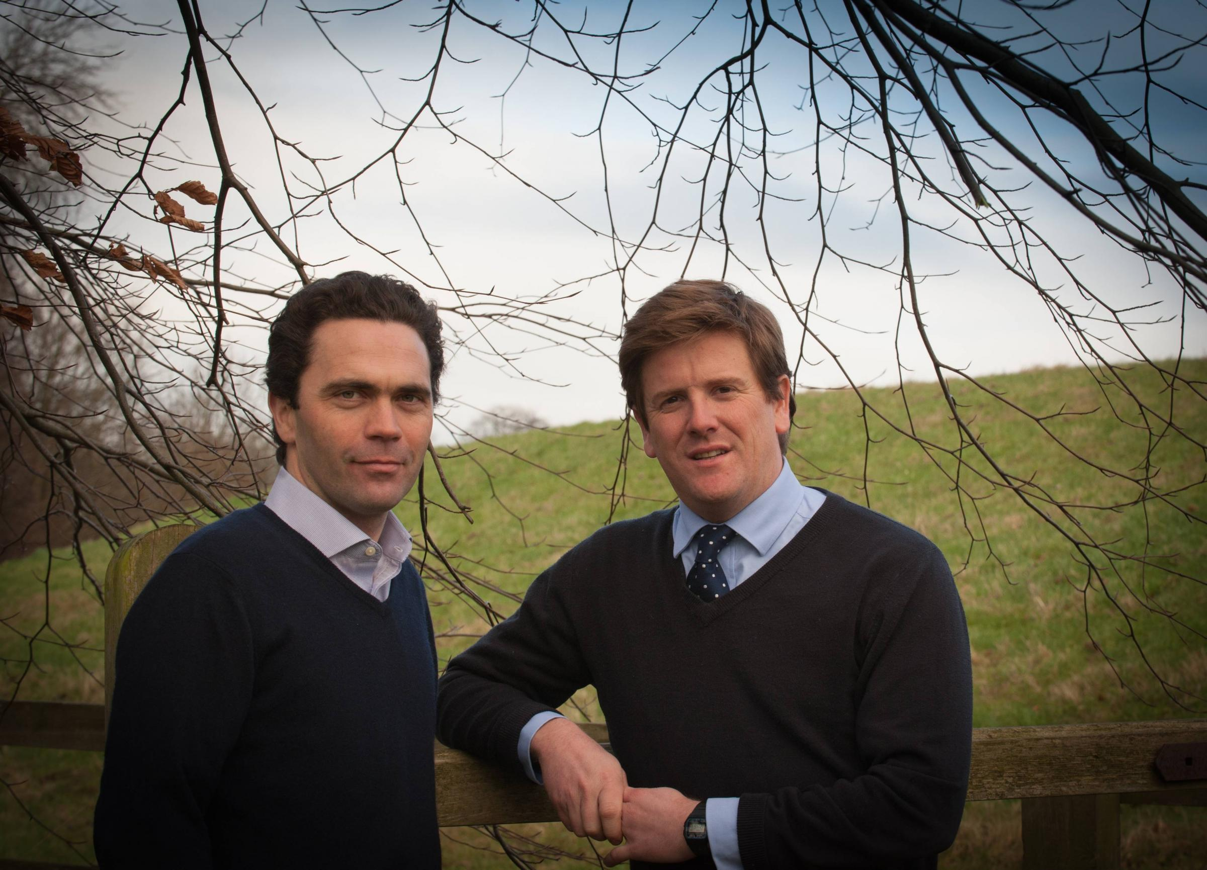 RESEARCH: Directors of the Search Partnership Tony Milbank and Tom Robinson