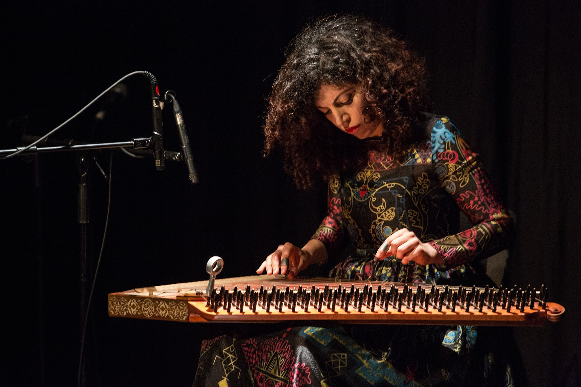 MUSIC: Syrian musician Maya Youseff will perform at the Swaledale Festival
