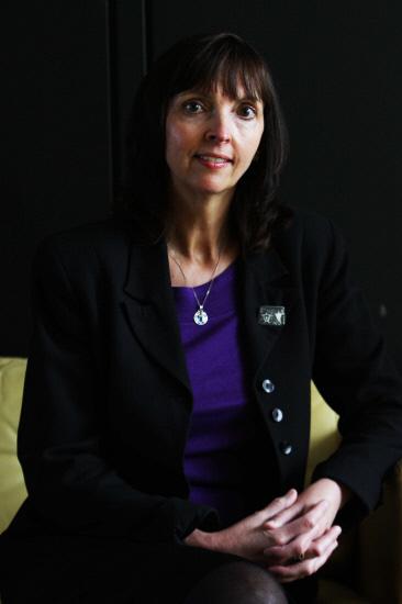 Councillor Cyndi Hughes