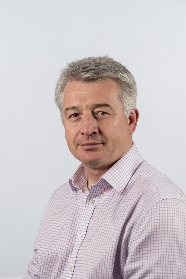 Nigel Davies, Promar's National Consultancy Manager,