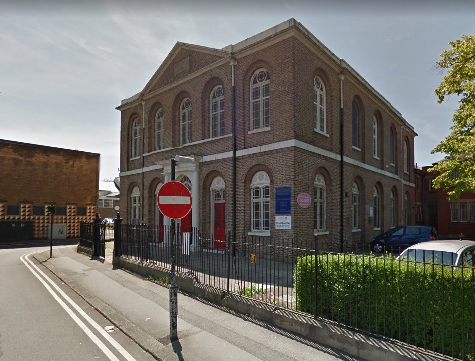 Bondgate Methodist Church and Mission Picture: GOOGLE