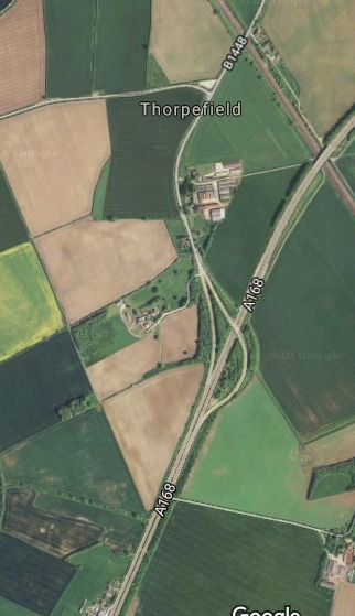 JUNCTION: Work is starting this week on the new A168 junction Sowerby Gateway junction