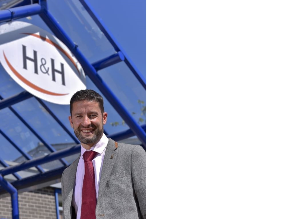 Richard Rankin, chief executive, H&H Group