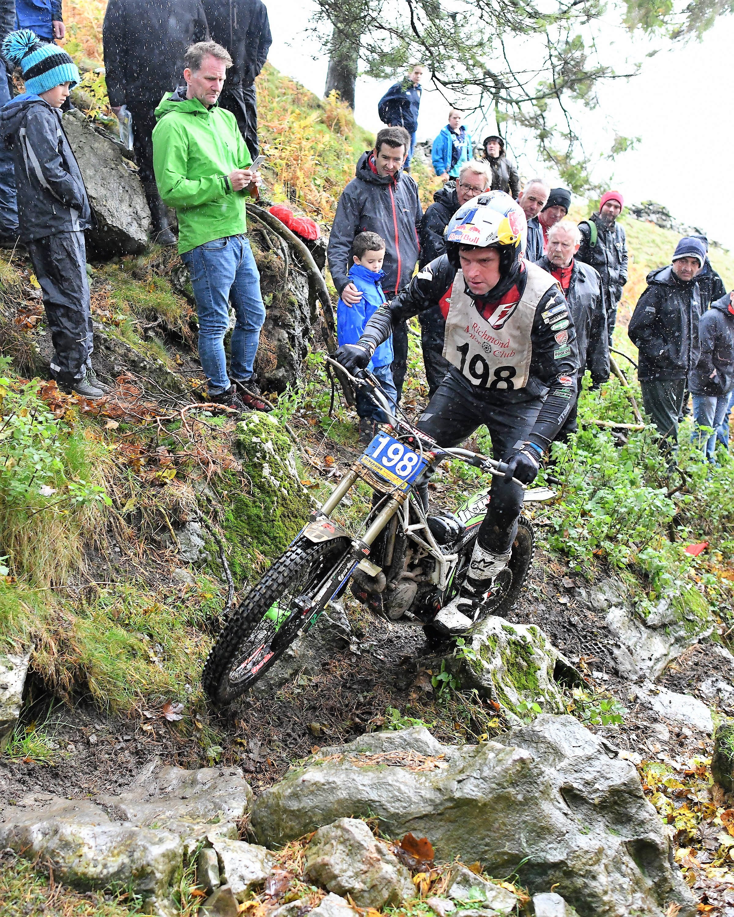 Dougie Lampkin.jpg  Pictures by Eric Kitchen
