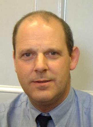 INVESTIGATION: Detective Inspector Ian Wills, head of North Yorkshire Police's Financial Investigation Unit.