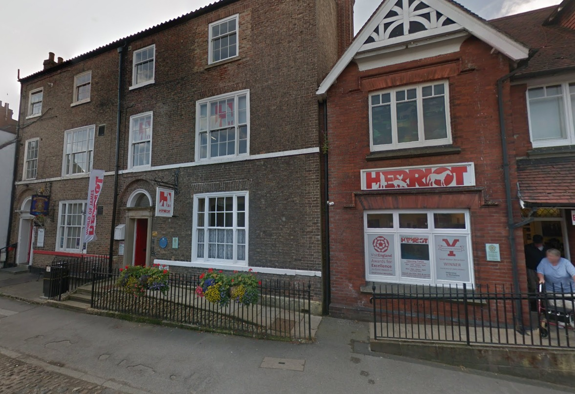 AWARD FINALISTS: World of James Herriot is located in Thirsk town centre