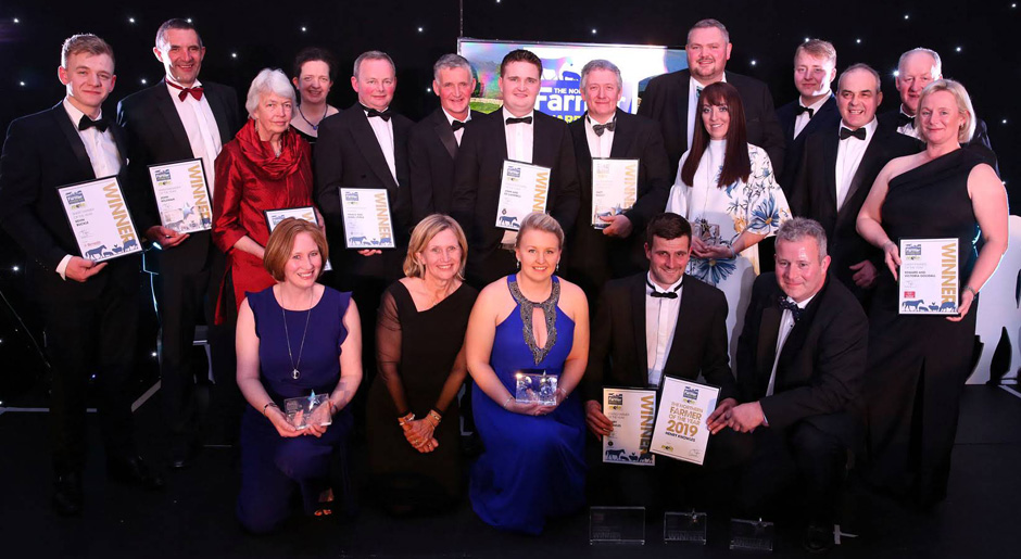 Darlington and Stockton Times: Northern Farmer Awards 2019 winners