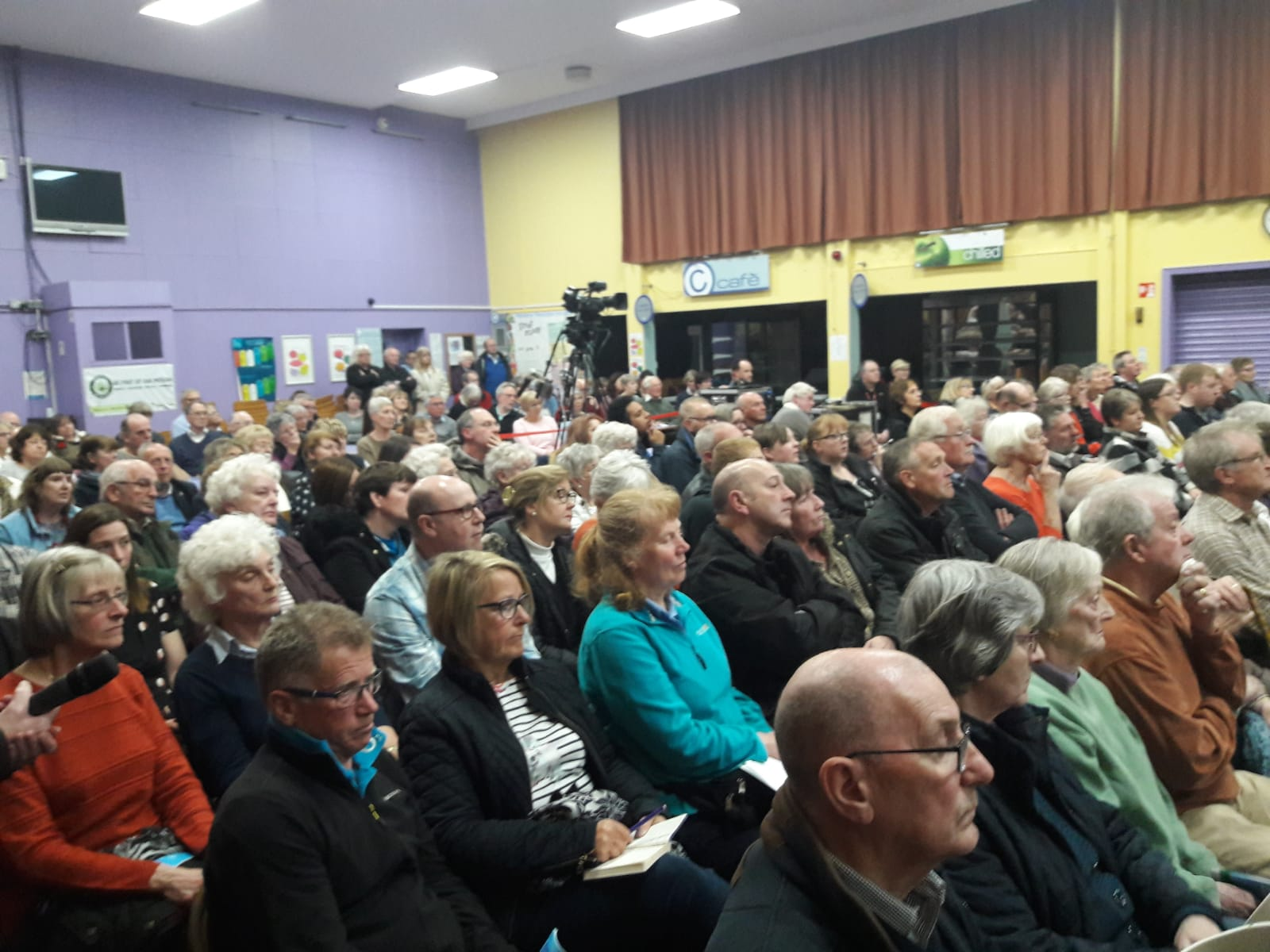 Public meeting about the future of Friarage Hospital