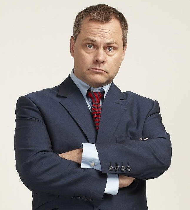 Jack Dee - Picture: Jay Brooks