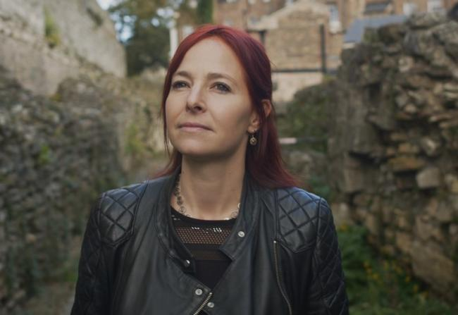 Professor Alice Roberts will be giving talk in Leyburn