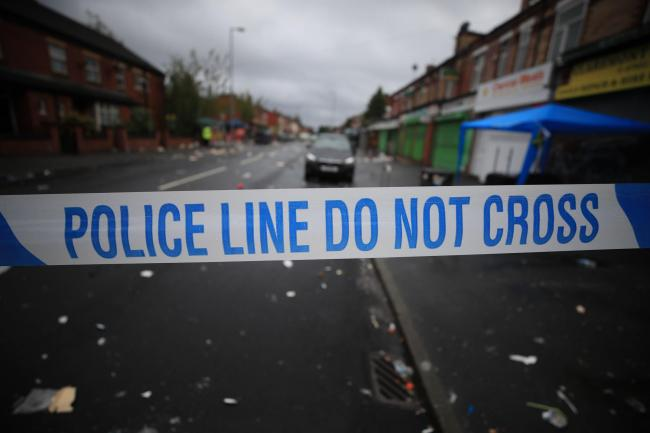 Police have warned arrests will follow disorder which broke out in Oldham