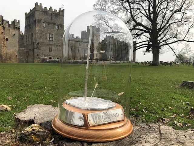 Archers will compete for the The World Wand Championship Trophy, against a background of Raby Castle